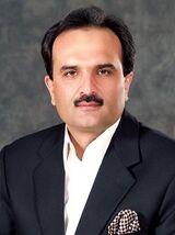 Mr. Ameer Haider Khan Hoti (Chief Minister, KPK Pakistan)